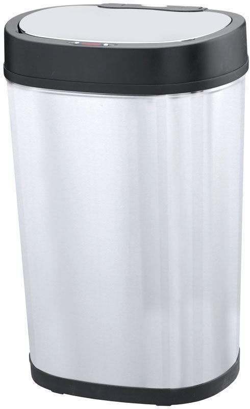 HELPMATION GYT 50-5 Deluxe 50L (nerez) - Bezdotykový odpadkový kôš
