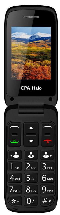 CPA Halo 13 (modrá)