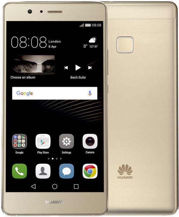 Huawei P9 Dual SIM zlatý