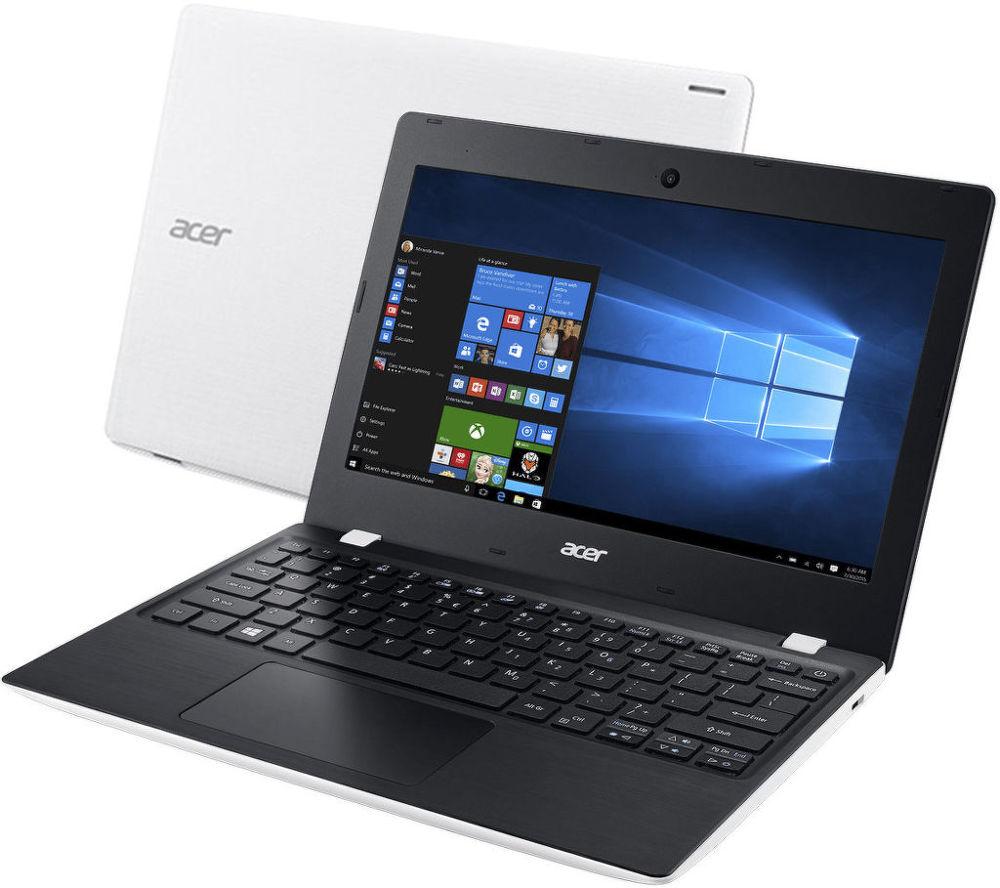 Acer Aspire One Cloudbook 11, NX.SHPEC.004 (biela)