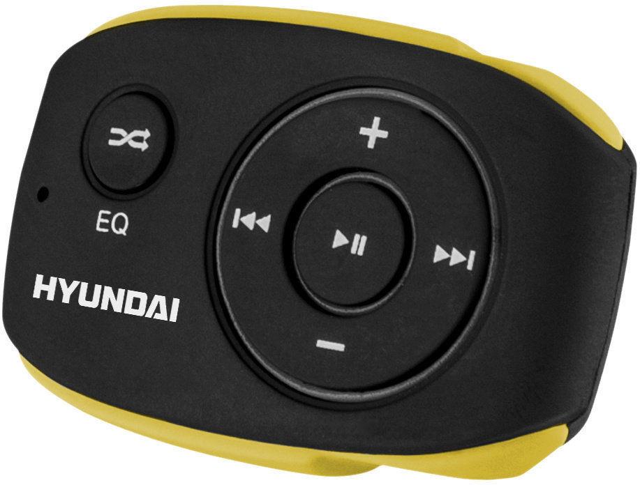 Hyundai MP 312 4GB (černo-žlutý)