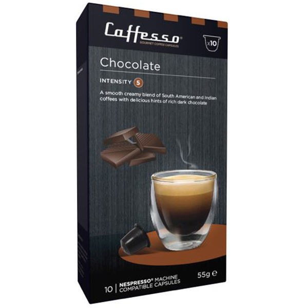 Caffesso Nespresso Chocolate (10ks)