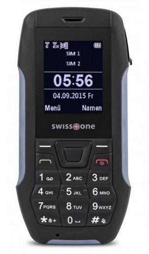 Swisstone SX567 Dual SIM (černo-šedý)