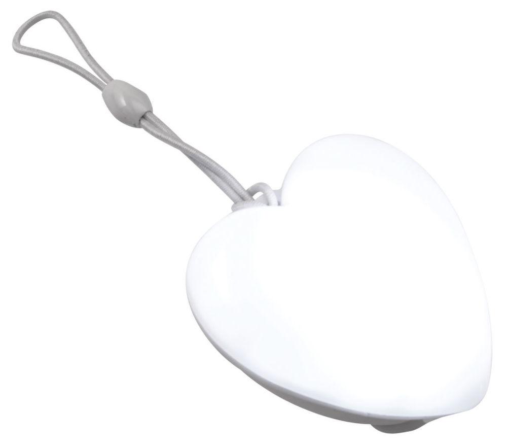 Homedics LED mini svítilna Srdce se senzorem pohybu