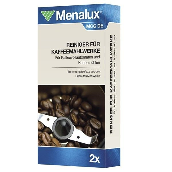 Menalux MCG sada na údržbu kávových mlýnků