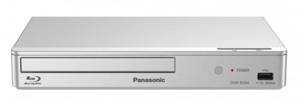 Panasonic DMP-BD84EG (stříbrný)