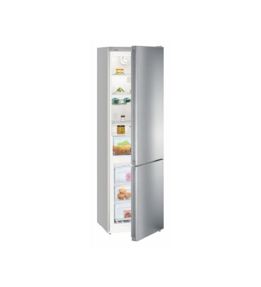 LIEBHERR Cnel 4813 (nerez) - kombinovaná lednice