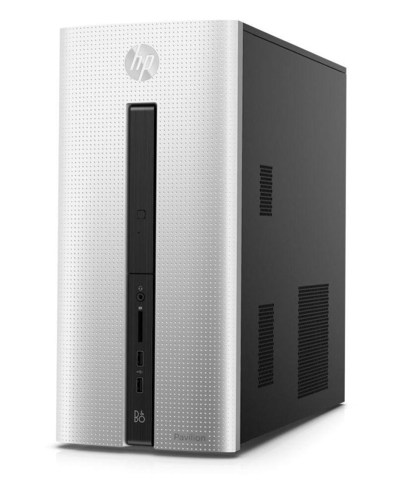 HP Pavilion 560-p051nc, T1H83EA (černo-stříbrný)