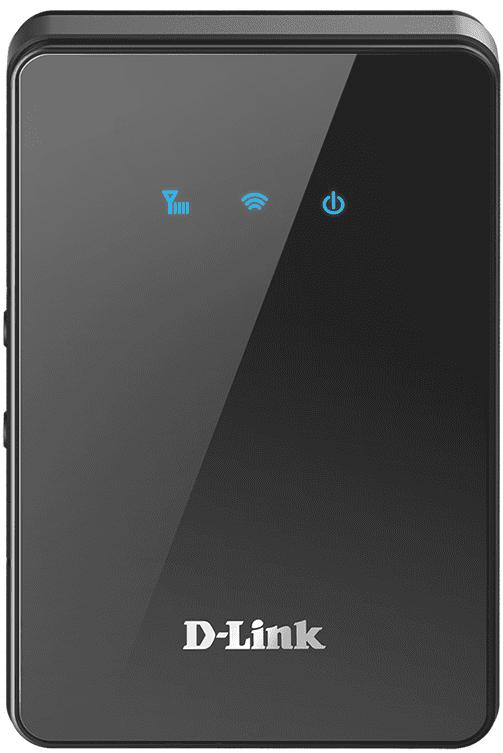 D-Link DWR-932 Mobile Wi-Fi 4G Hotspot 150 Mbps