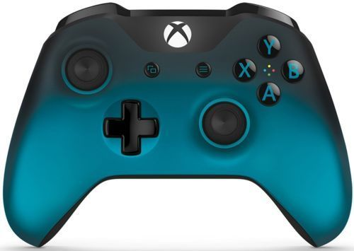 Microsoft Xbox One S Controller Ocean Shadow