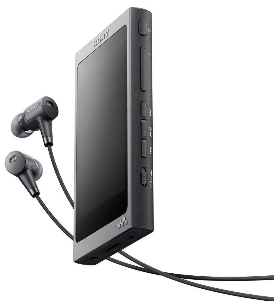 Sony NW-A35HNB 16GB černý