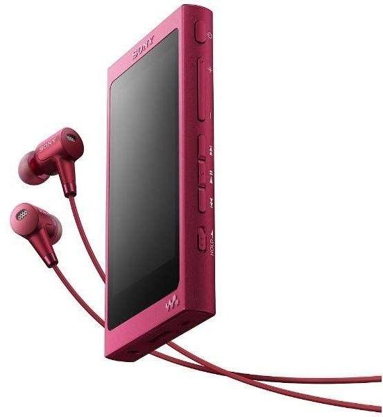 Sony NW-A35HNP 16GB růžový