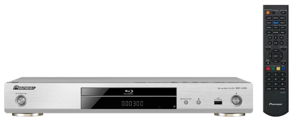 Pioneer BDP-X300 stříbrný
