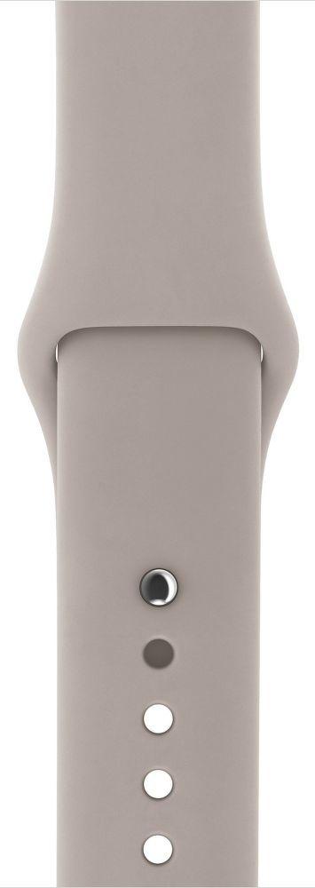 Apple Watch 42mm S / M & M / L křemínkový sportovní řemínek