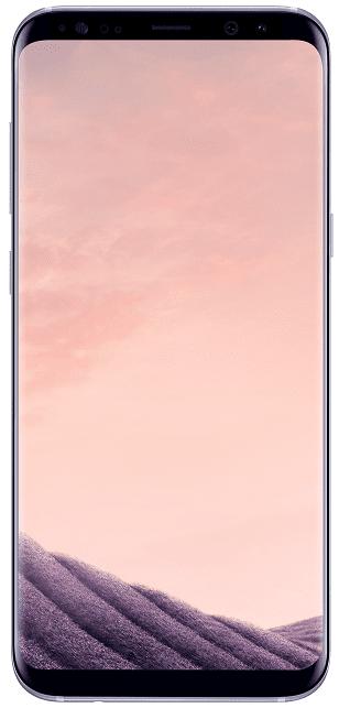 Samsung Galaxy S8+ šedý