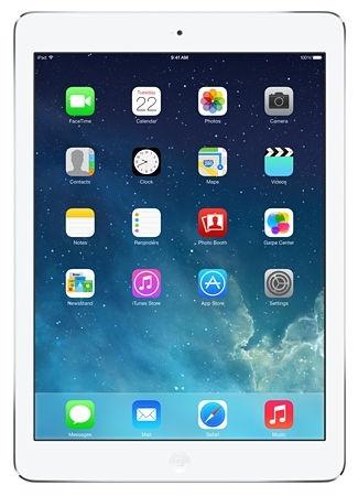 Apple iPad Air Cellular 16GB MD794SL/A (stříbrný)