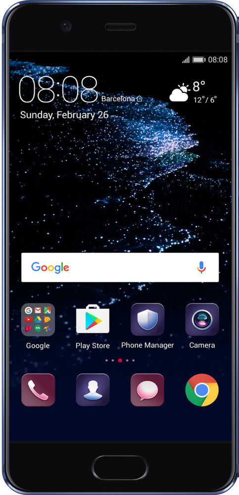 Huawei P10 64 GB Dual SIM modrý