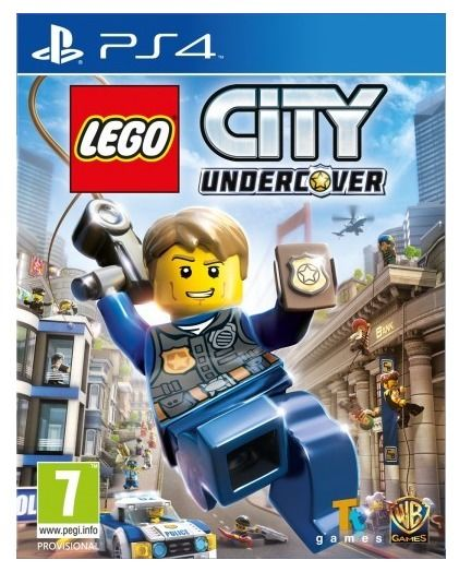 LEGO City: Undercover - PS4 hra
