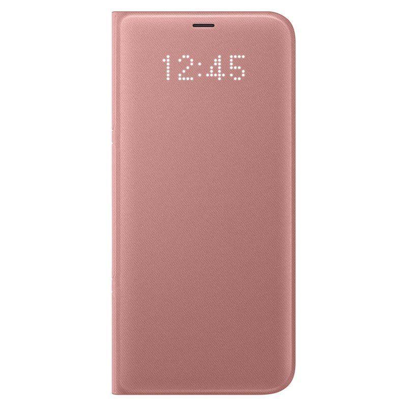 Samsung LED View EF-NG955 Galaxy S8+ růžové