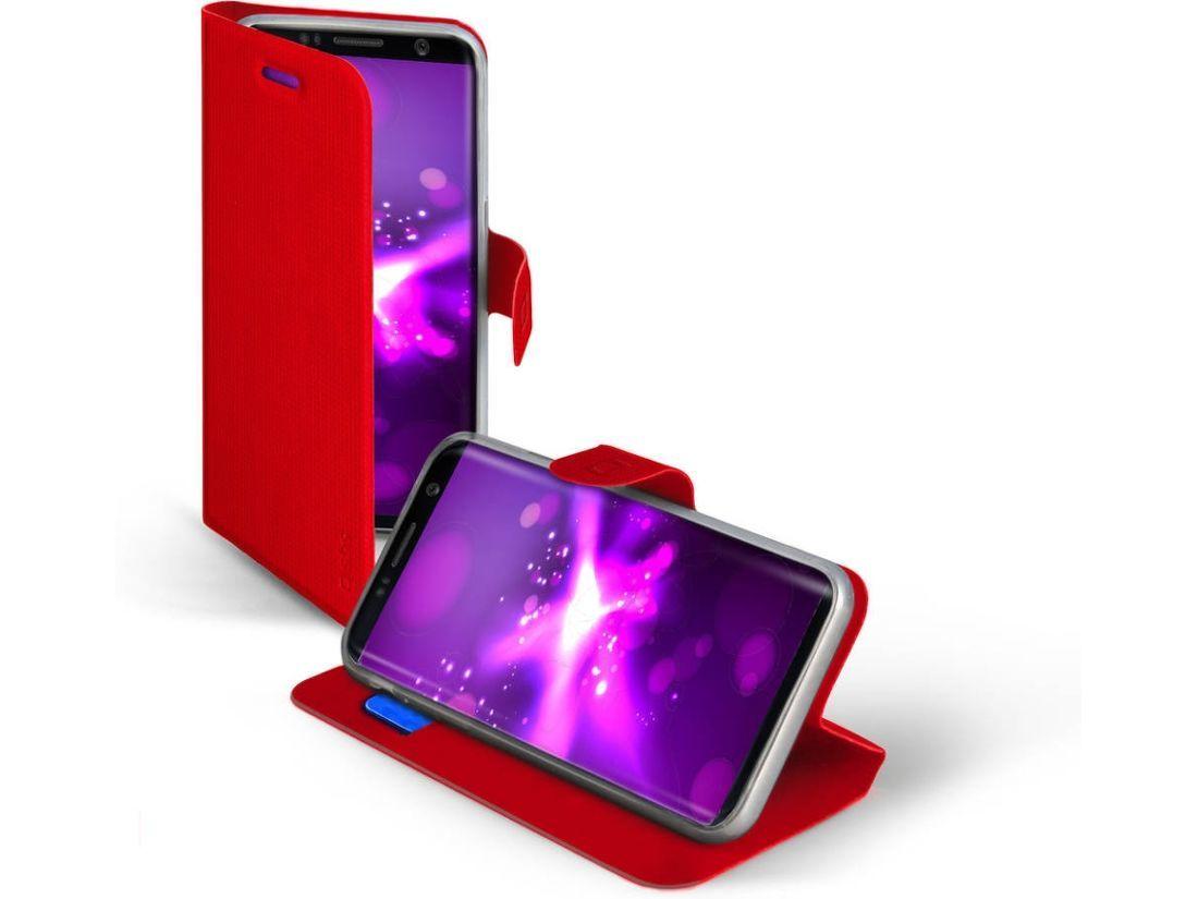 SBS červené pouzdro na mobil Samsung Galaxy S8+