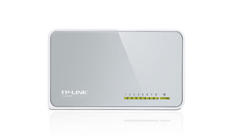 TP-LINK TL-SF1008D 8-port 10 / 100M Switch