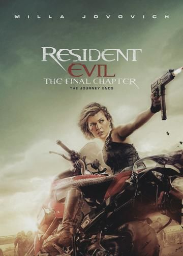 Bonton Revident Evil: Poslední kapitola BD 3D+2D