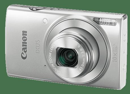 Canon IXUS 190 Essential Kit stříbrný