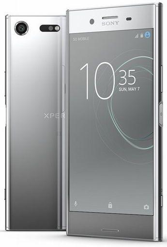 Sony Xperia XZ Premium Dual SIM stříbrná