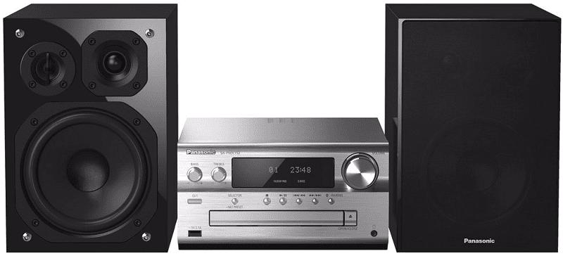 Panasonic SC-PMX152 stříbrný