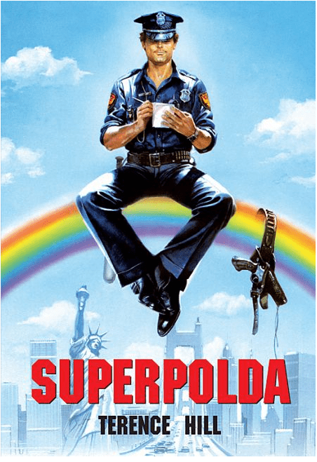 Superpolda - DVD film