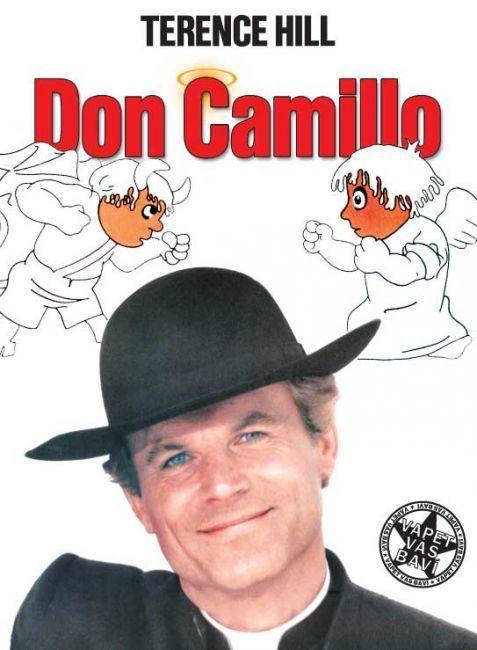 Don Camillo - DVD film