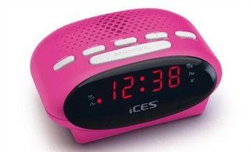 Lenco ICR-210 růžový