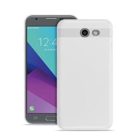 Puro průhledný zadní kryt na Samsung Galaxy J3