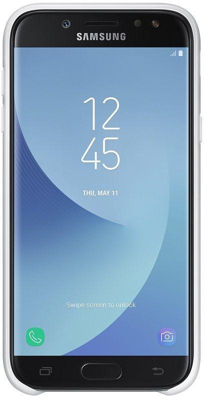 Samsung Galaxy J5 2017 bílý dvouvrstvý kryt