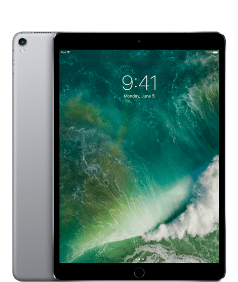 Apple iPad Pro 10,5'' Wi-Fi + Cell 64GB vesmírně šedý MQEY2FD/A