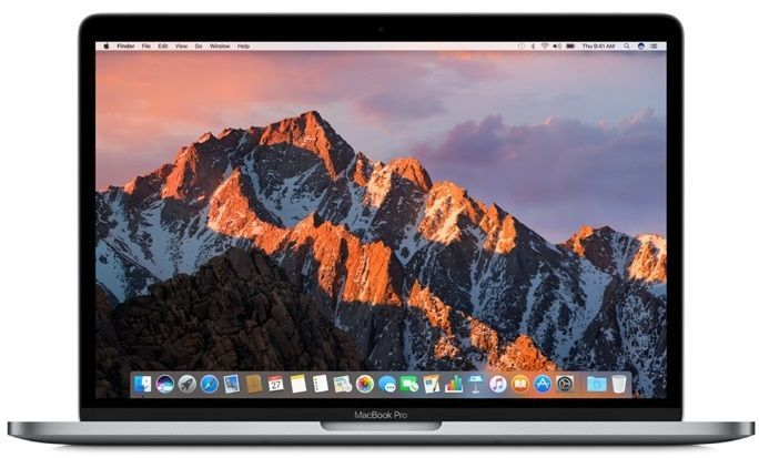 "Apple MacBook Pro 13"" Retina Touch Bar i5 3.1GHz 8GB 512GB vesmírně šedý"