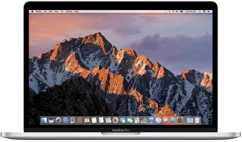 "Apple MacBook Pro 13"" Retina i5 2.3GHz 8GB 256GB stříbrný"