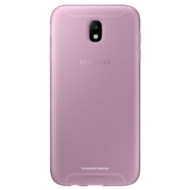 Samsung Galaxy J7 2017 růžový zadní kryt