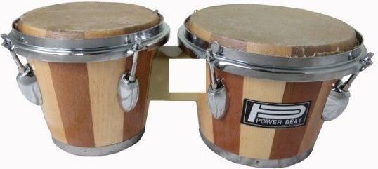 Power Beat BG 21 dřevěné bongo