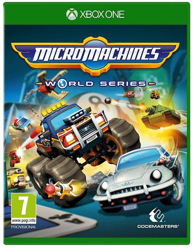 Micro Machines XBOX One hra