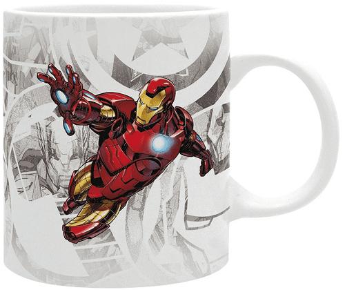 Magic box Iron Man hrnek