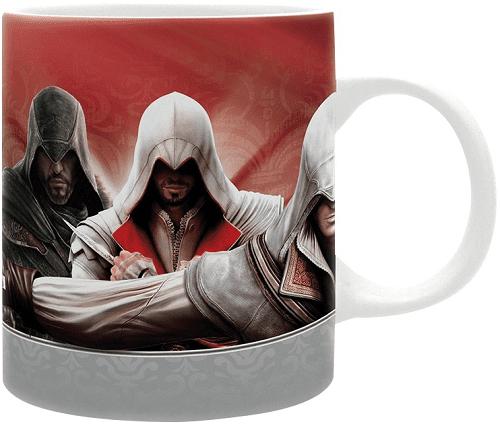 Magic box Assassin's Creed - Ezio hrnek