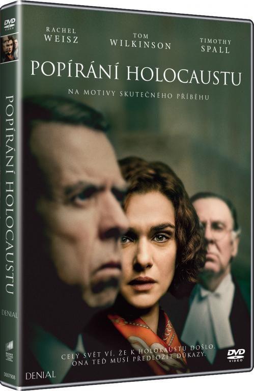 Popírání holocaustu - DVD film