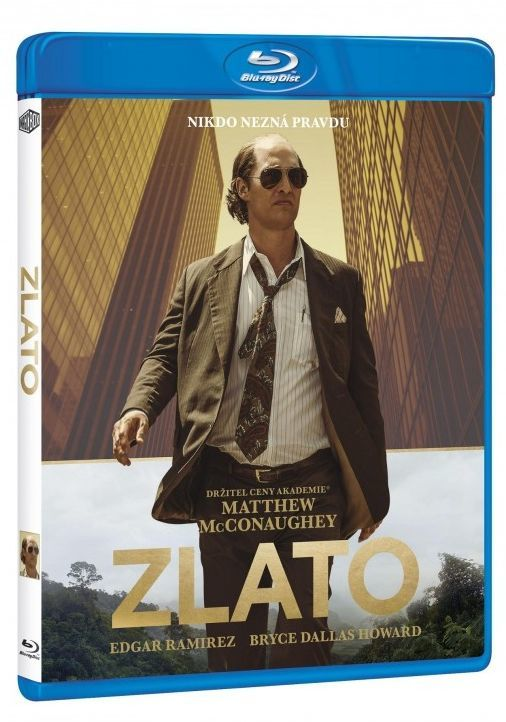 Zlato - Blu-ray film
