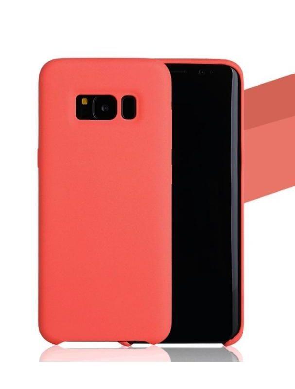 Winner Pouzdro Liquid Samsung Galaxy S8 Plus červené