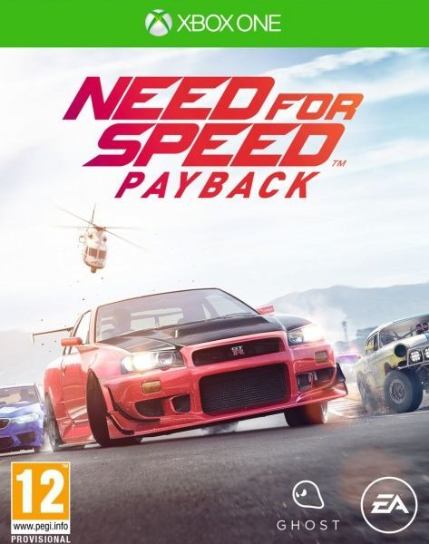 Need for Speed Payback Xbox ONE hra