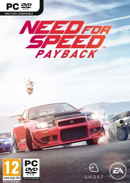 Need for Speed Payback PC hra