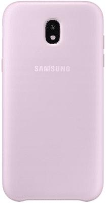 Samsung dvouvrstvý kryt pro J5 2017 růžový