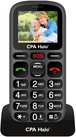 CPA Halo 16 černý