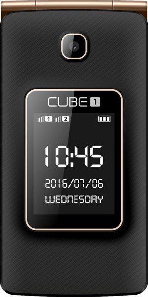 Cube 1 VF200 černý